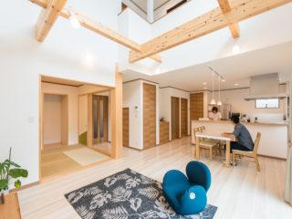 自由設計・注文住宅の家造り