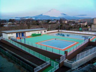 朝日小学校プール新築工事